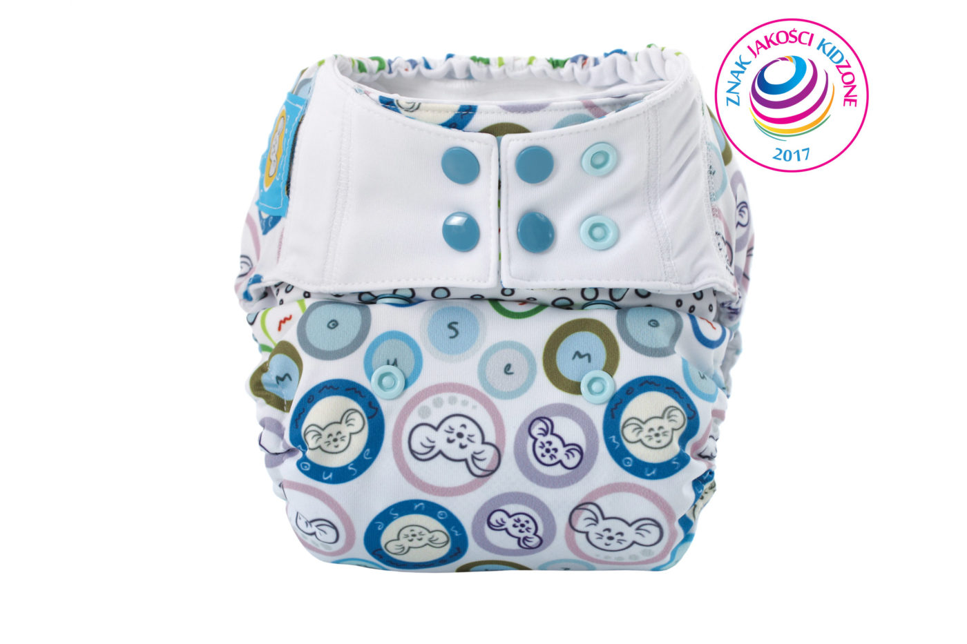SIO/System diapers (BUBBLE GUM)