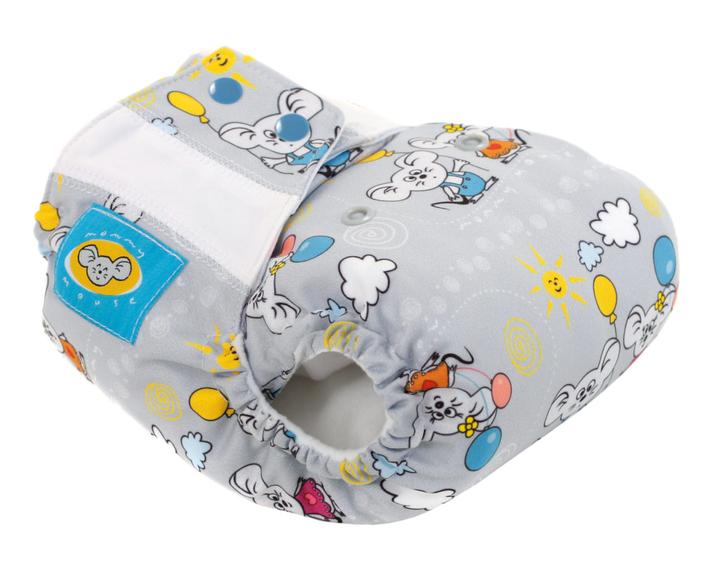 Pocket Diaper SILKY COTTON (BALONIK)