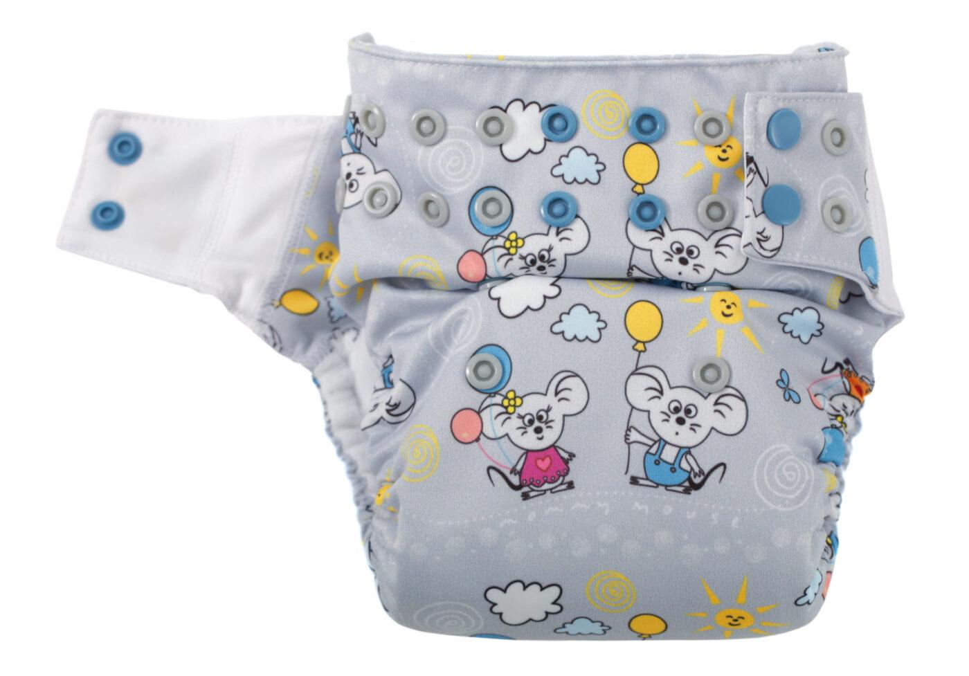 Pocket Diaper THERMO (BALONIK)