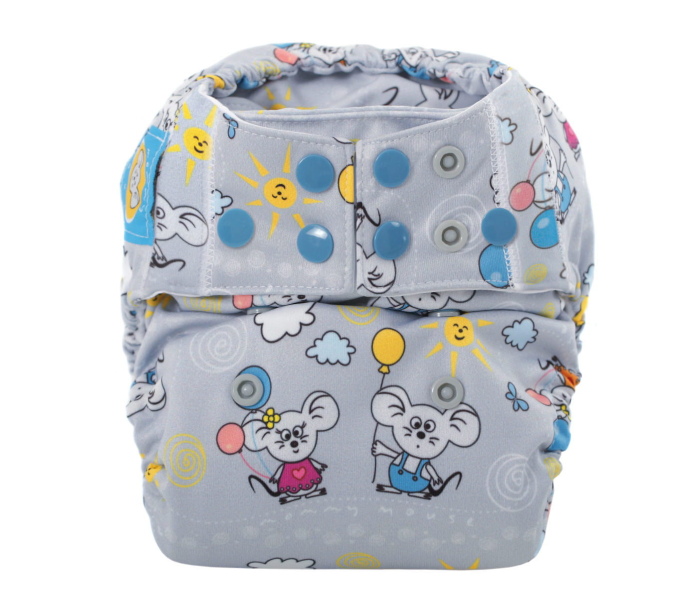 AIO All-In-One Diapers (BALONIK)
