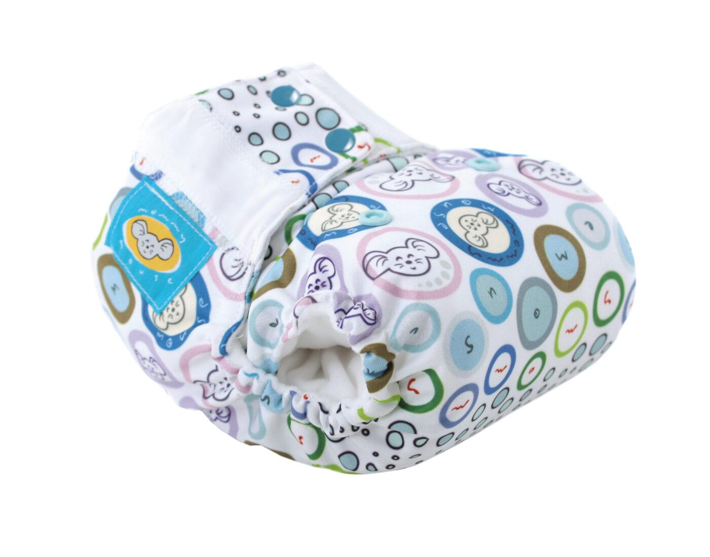 Pocket Diaper THERMO (BUBBLE GUM)