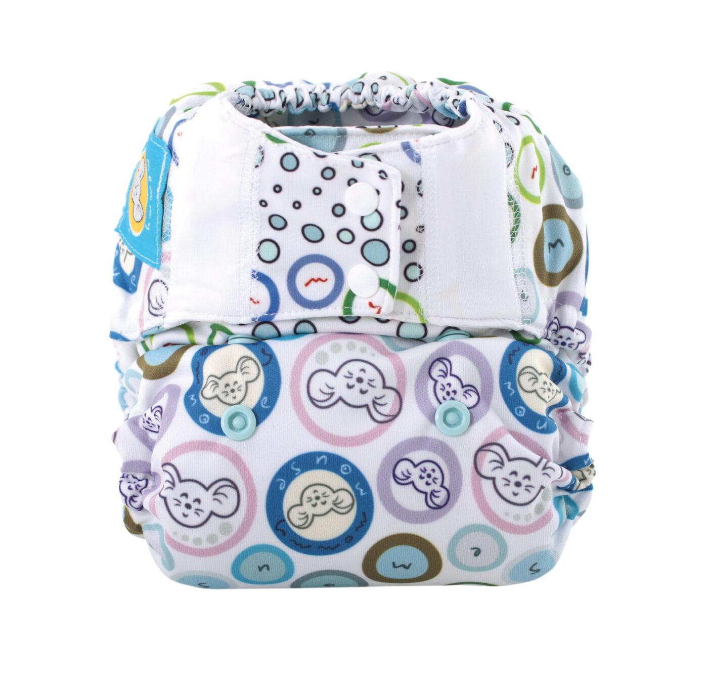 Pocket  Diaper (BUBBLE GUM)