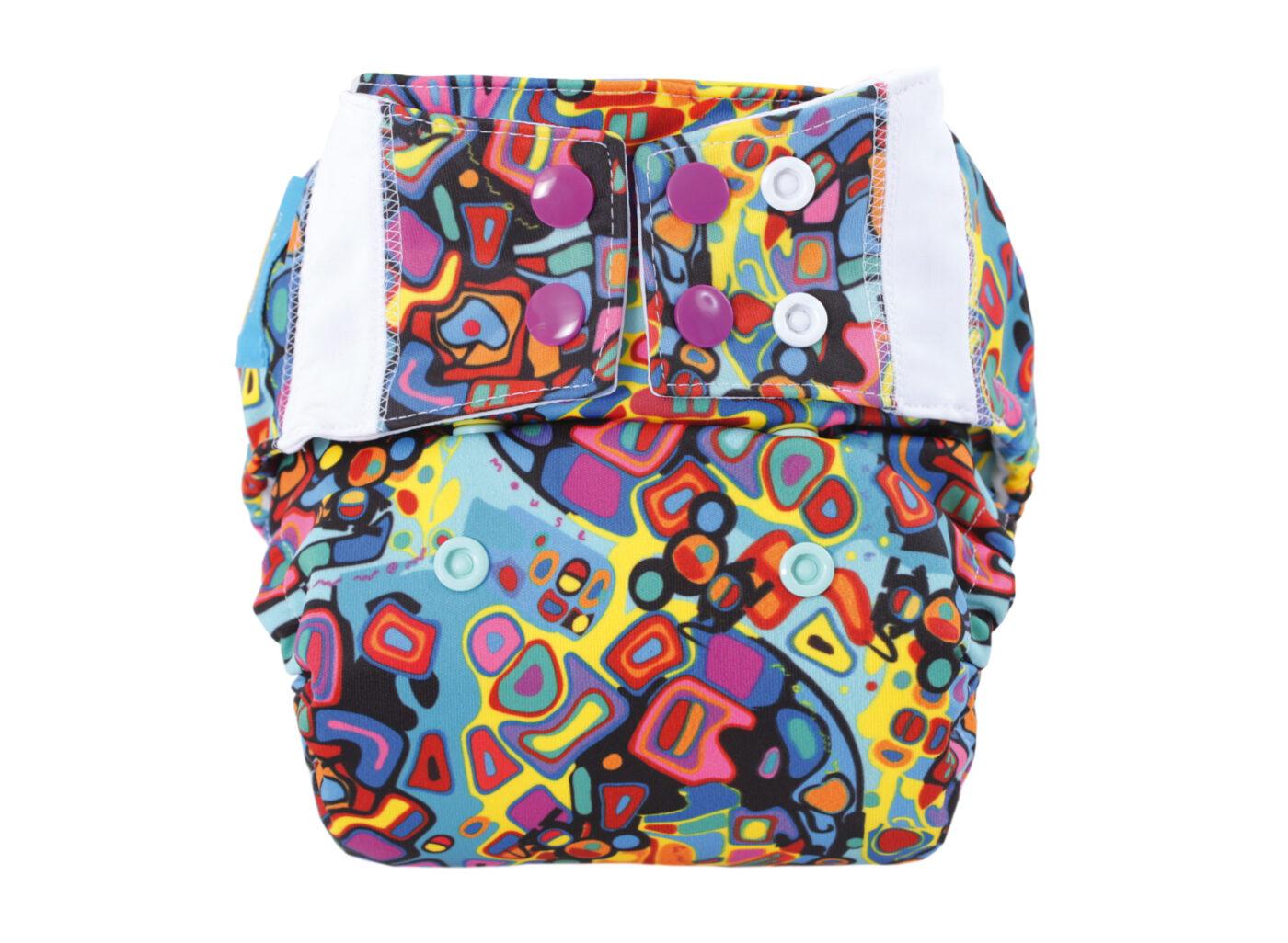 Pocket Diaper SILKY COTTON (INIKA)