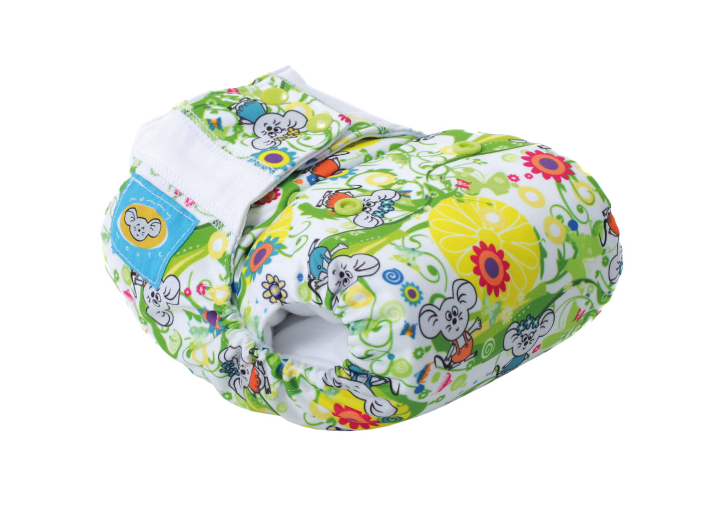 Pocket  Diaper (LEMON TREE)