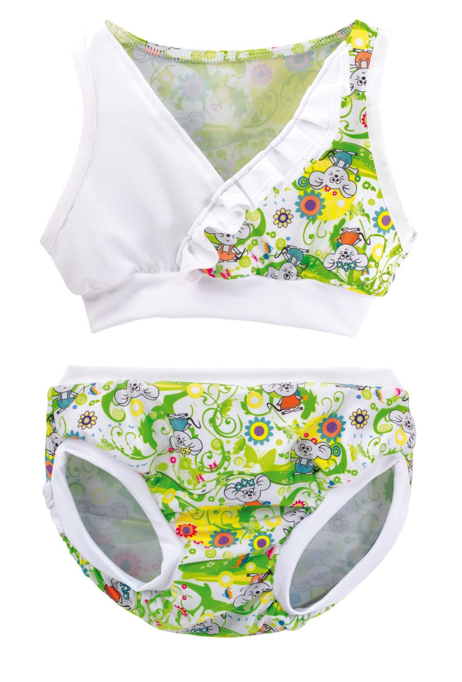 1c9abfcb6 Two-piece swimsuit (LEMON TREE) | Mommy Mouse - Pieluszki Wielorazowe