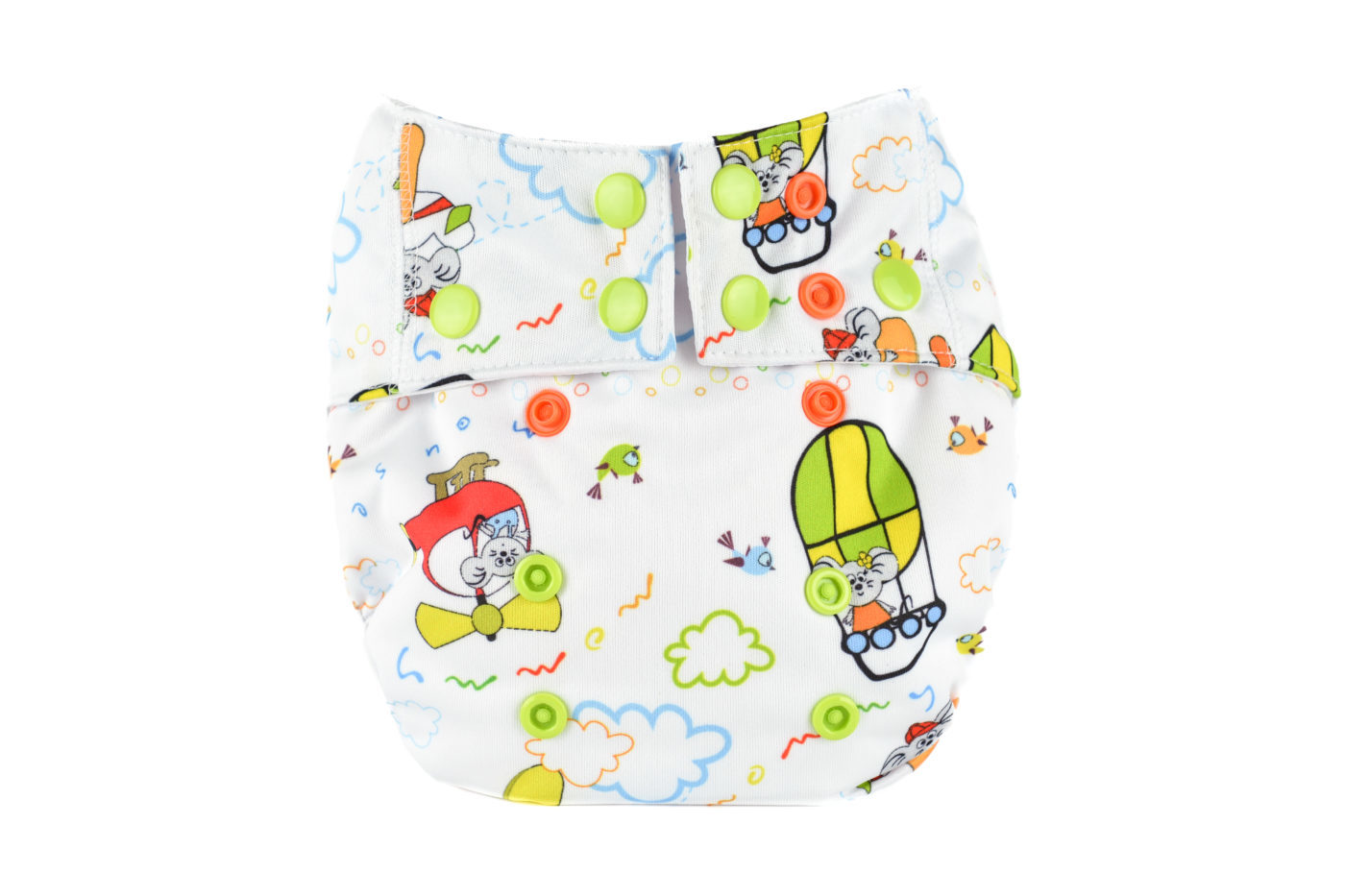 AIO All-In-One Diapers (FLY)