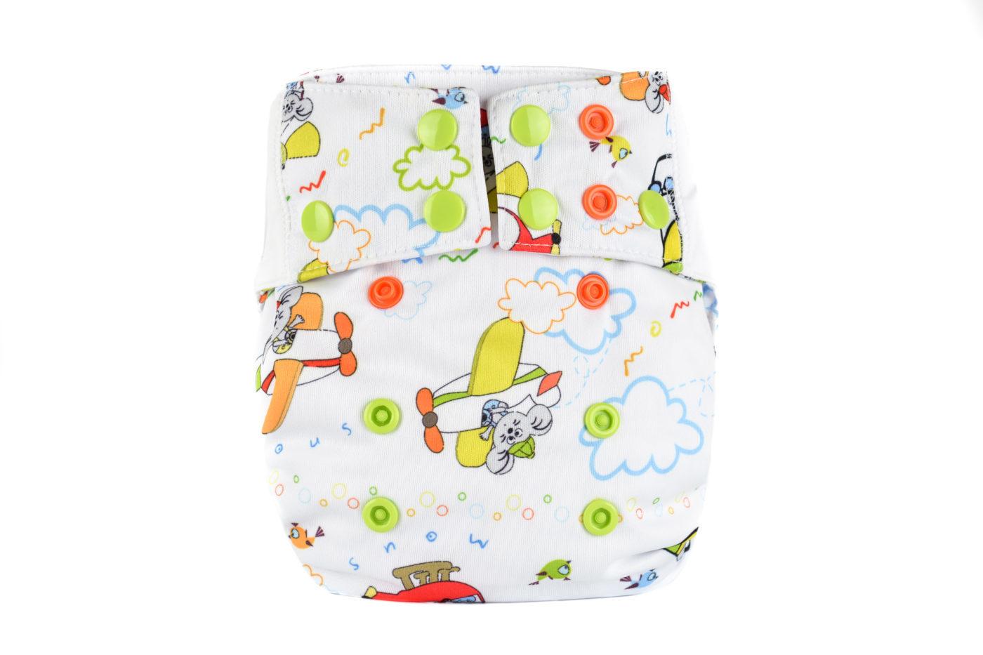 Pocket  Diaper (FLY)