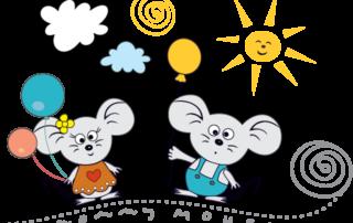myszka-mommy-mouse-z-balonikami