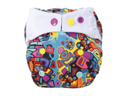 INIKA newborn otulacz a 500x375 - Pieluszka AIO Newborn (INIKA)