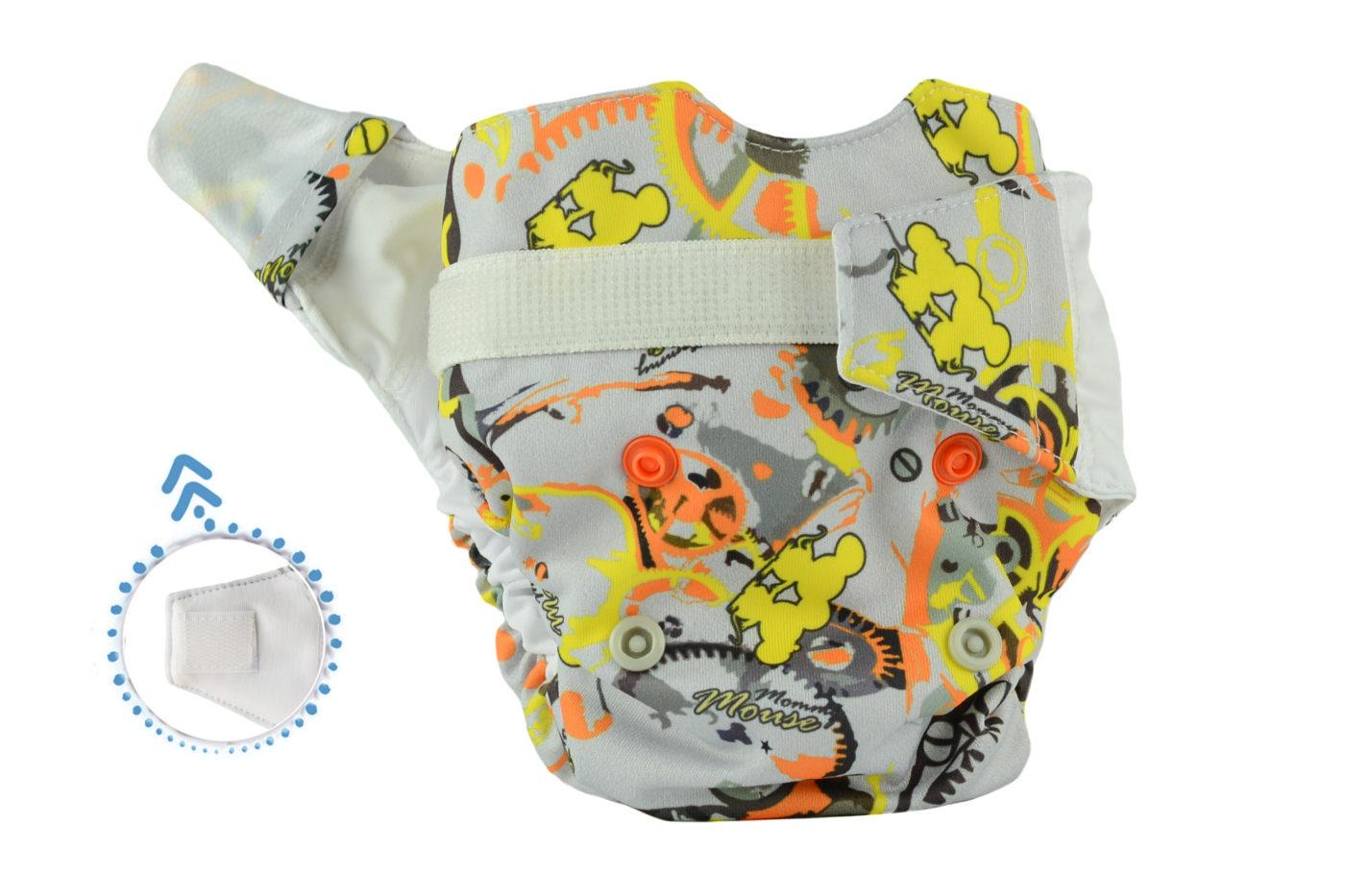Diaper AIO Newborn (TIMME)