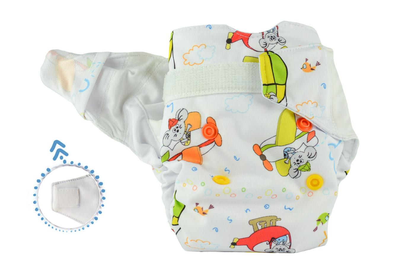 Diaper AIO Newborn (FLY)