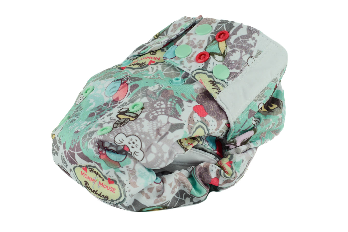 Pocket Diaper (BIRTHDAYS)