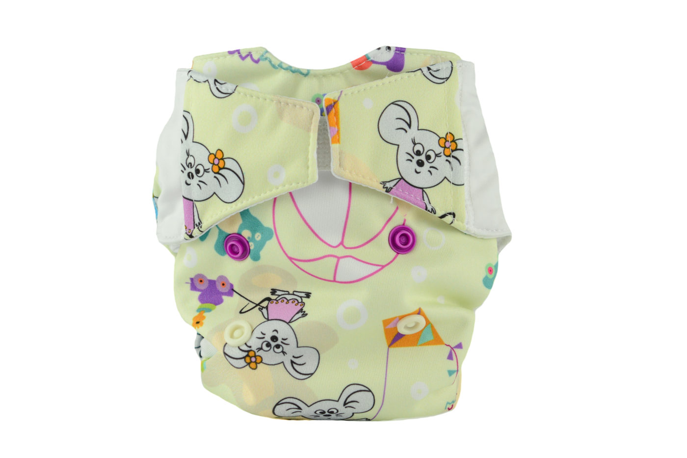 Diaper AIO Newborn (ZABAWKI)