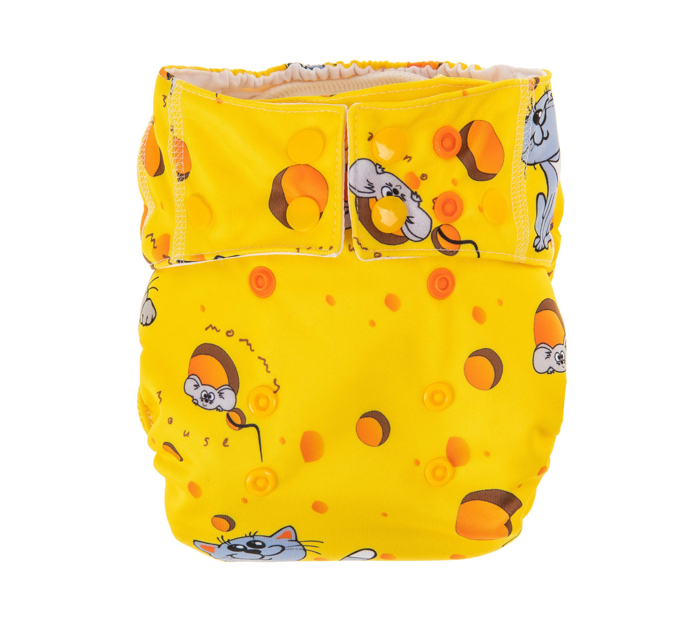 AIO All-In-One Diapers (CHEESE)