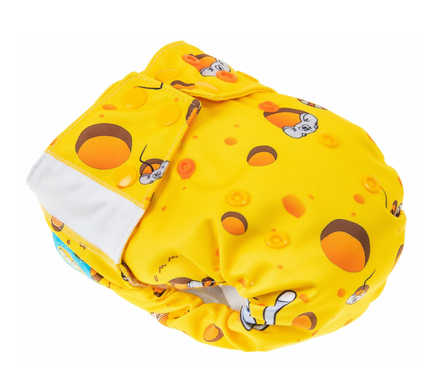 Pocket Diaper (CHEESE)