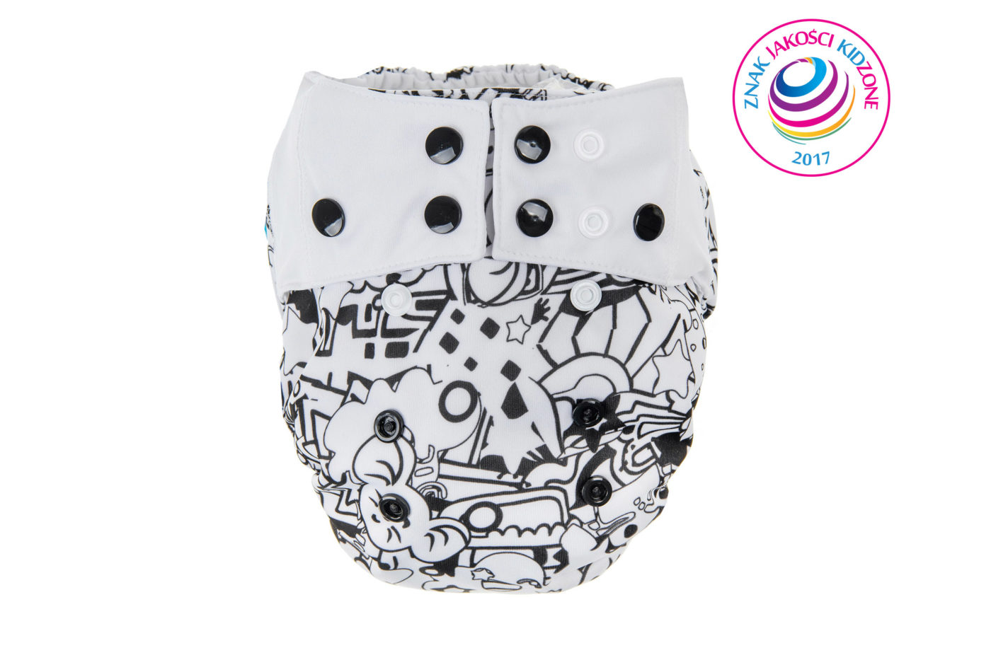 SIO/System diapers (BLACK)